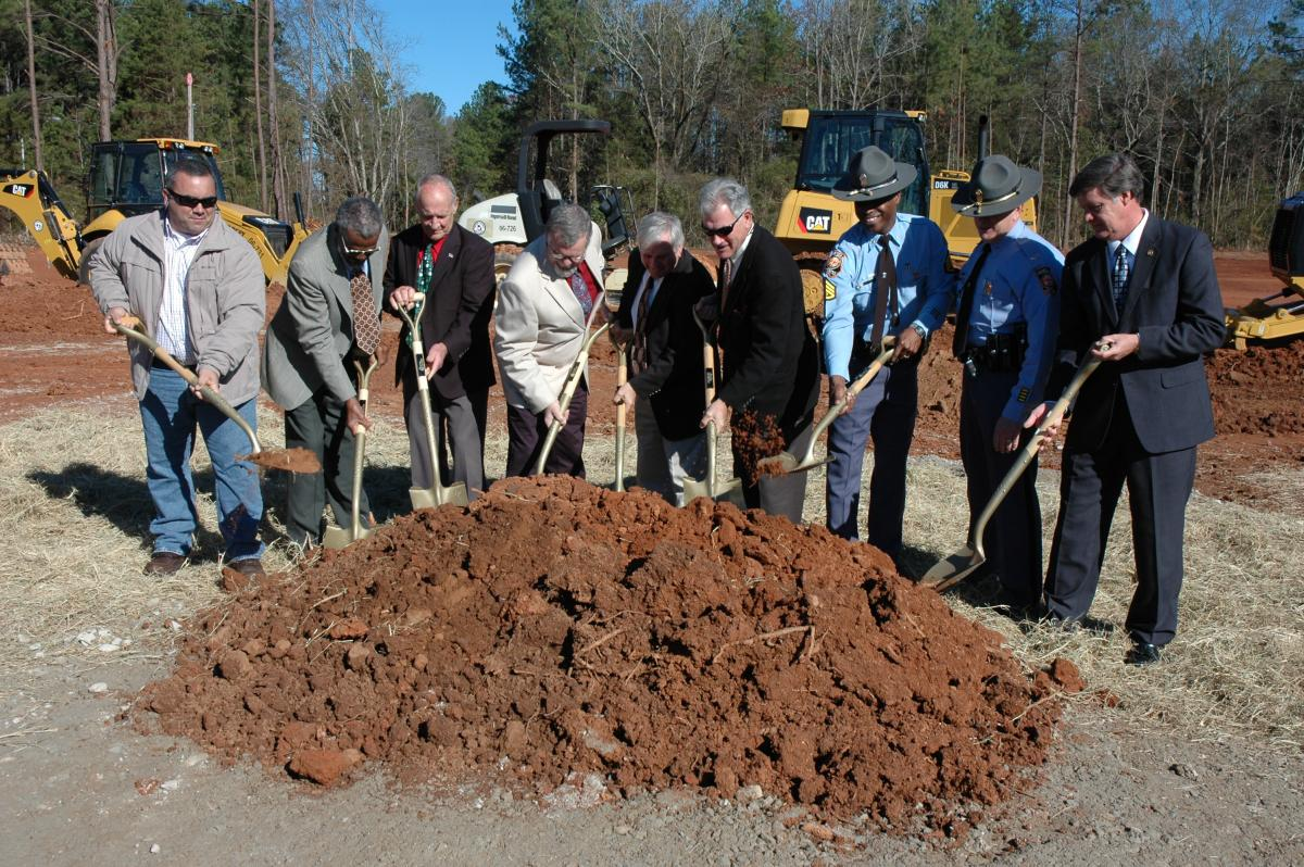 Post 2 - LaGrange Groundbreaking Ceremony