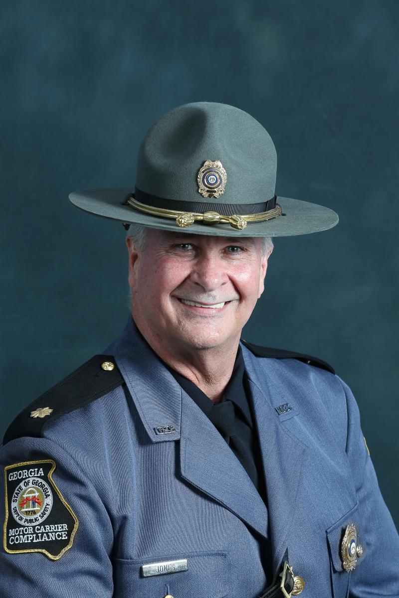Major Johnny Jones, MCCD Commanding Officer